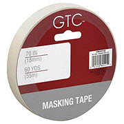 GTC Masking Tape .7 Inches x 60 Yards