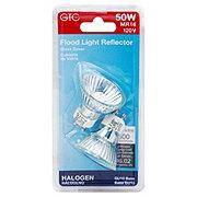 GTC MR16 50W Halogen Flood Light Medium Base Bulb