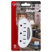 GTC Outlet Wall Tap With Auto Night Light Sensor