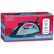 GTC Spray & Steam Burst Iron