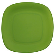 GTC Square Dinner Plate, Green