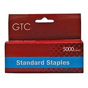 GTC Standard Staples
