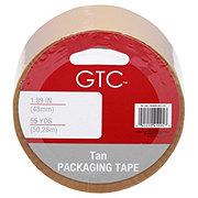 GTC Tan Packaging Tape