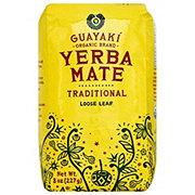 Guayaki Organic Traditional Yerba Mate Loose Leaf Tea