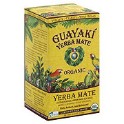 Guayaki Organic Traditional Yerba Mate Tea Bags