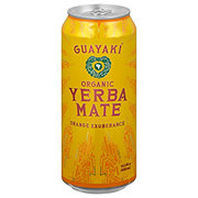 Guayaki Yerba Mate Orange Exuberance Tea
