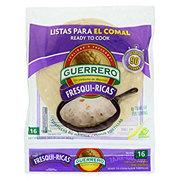 Guerrero Fresqui-Ricas Pre-Cooked Fajita Flour Tortillas