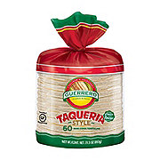 Guerrero Taqueras White Corn Tortillas