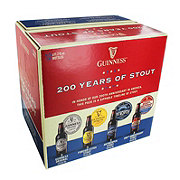 Guinness 200 Years of Stout Variety Pack Beer 11.2 oz Bottles