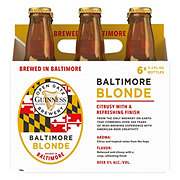 Guinness Blonde American Lager Beer 12 oz Bottles