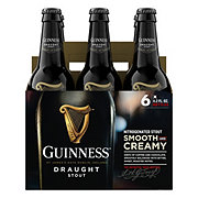Guinness Draught Beer 11.2 oz Bottles