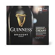 Guinness Draught Stout Beer 11 oz Bottles