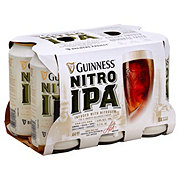 Guinness Nitro IPA Beer 11.2 oz Cans