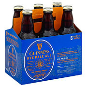 Guinness Rye Pale Ale Beer 11.2 oz Bottles
