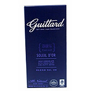 Guittard 38% Cacao Soleil D'Or Milk Chocolate