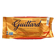 Guittard 46% Cacao Semisweet Chocolate Baking Chips