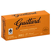 Guittard 64% Cacao Semisweet Chocolate Baking Bars