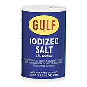 Gulf Iodized Salt