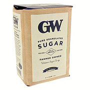 GW Pure Granulated Sugar