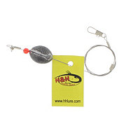 H & H Coastal Tackle 1.5 Oz Ready Rig Leader