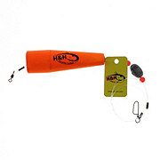 H & H Coastal Tackle 4IN Popping Float Leader