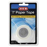 H-E-B 1 Inch Paper Tape