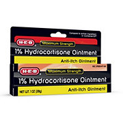H-E-B 1% Maximum Strength Hydrocortisone Ointment