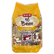 H-E-B 16 Bean Soup Mix