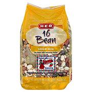 H-E-B 16 Bean Soup Mix