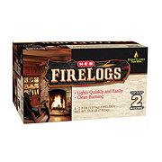 H-E-B 2 Hour Firelogs