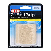 H-E-B 2 Inch SelfGrip Athletic Tape/Bandage
