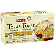 H-E-B 5 Cheese Texas Toast