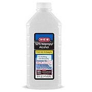 H-E-B 50% Isopropyl Alcohol