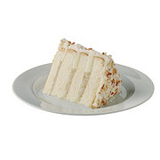 H-E-B 6 in Toasted Coconut Cake