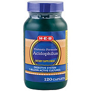 H-E-B Acidophilus Probiotic Formula