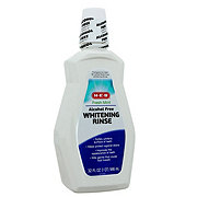 H-E-B Alcohol Free Fresh Mint Mouth Rinse