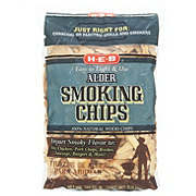 H-E-B Alder Smoking Wood Chips