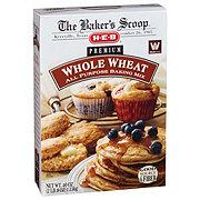 H-E-B All Purpose Whole Wheat Baking Mix