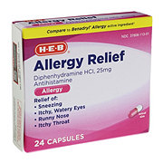 Sinus & Allergy ‑ Shop H‑E‑B Everyday Low Prices