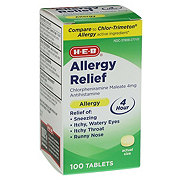 H-E-B Allergy Tablets