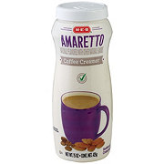 H-E-B Amaretto Powdered Coffee Creamer