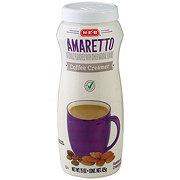 H-E-B Amaretto Powdered Coffee Creamer