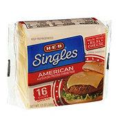 H-E-B American Cheese Singles
