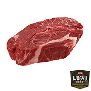 H-E-B American Kobe Beef Chuck Roast Boneless, Service Case
