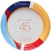 H-E-B Annual Heavy Duty Plates, 8.5 inch