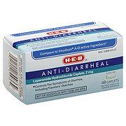H-E-B Anti-Diarrheal 2 mg Caplets