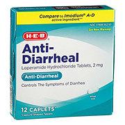 H-E-B Anti-Diarrheal Caplets