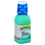 H-E-B Anti-Diarrheal Oral Suspension Mint Flavor
