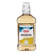 H-E-B Antiseptic Original Mouth Rinse