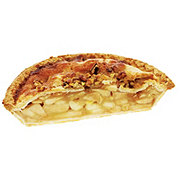H-E-B Apple Walnut 1/2 Pie